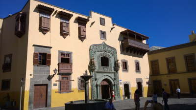 Casa Colon Las Palmas